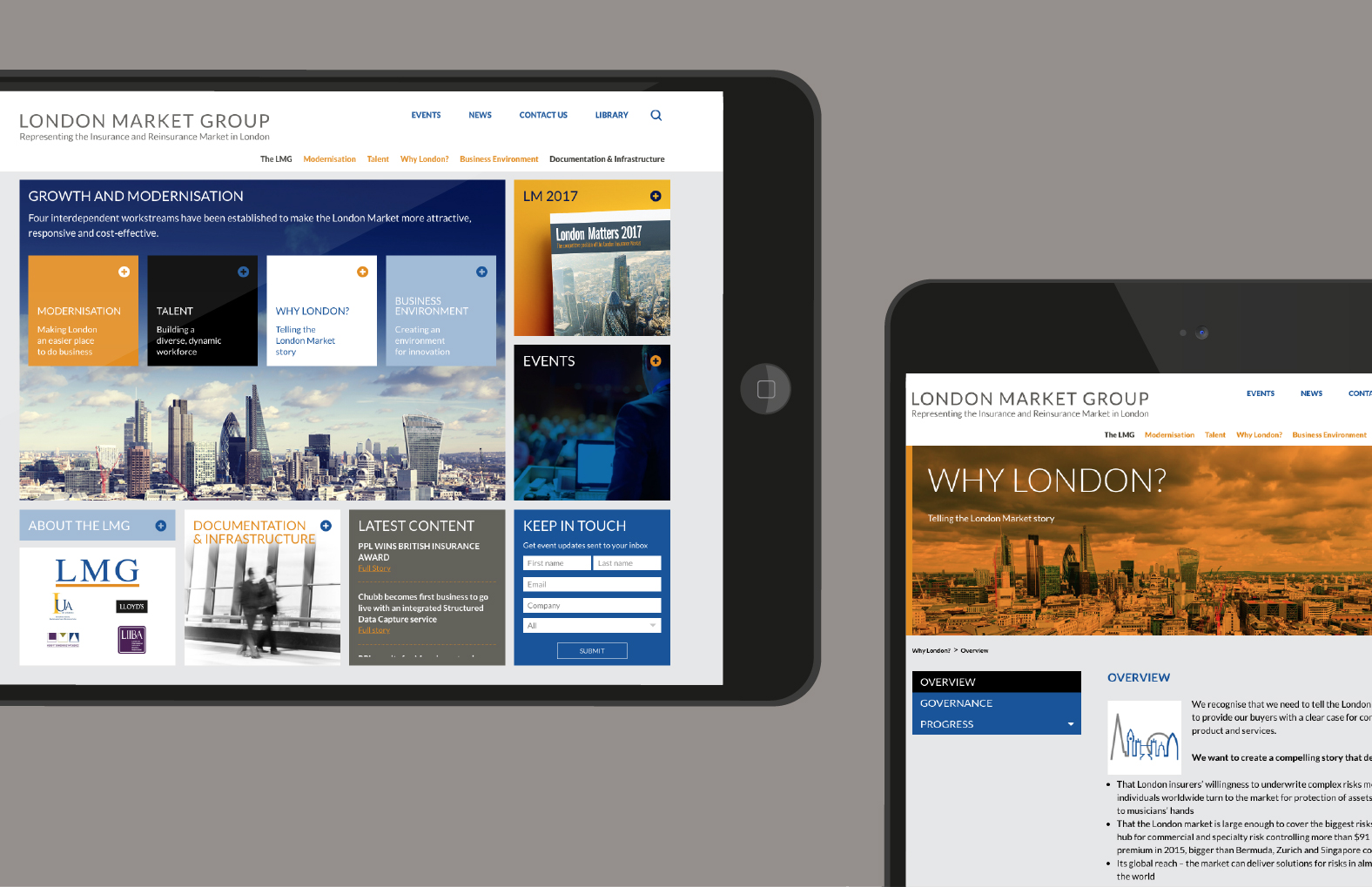 Lloyd's LMG iPad Website Ocean_Barefoot